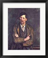 Framed Man with Crossed Arms, c.1899