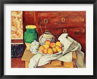 Framed Still Life with a Chest of Drawers, 1883-87