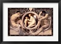 Framed Idylle, 1884