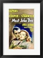 Framed Meet John Doe