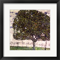 Framed Apple Tree II, 1916