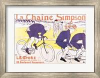 Framed Simpson Chain, 1896