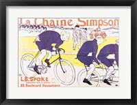 Framed Simpson Chain, 1896
