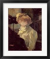 Framed Milliner, 1900