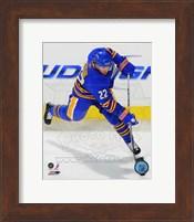 Framed Brad Boyes 2010-11 Action