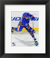 Framed Brad Boyes 2010-11 Action