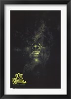 Framed Wiz Khalifa - Rolling Papers