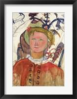 Framed Marie Vassilieff