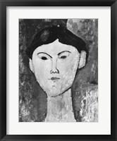 Framed Beatrice Hastings