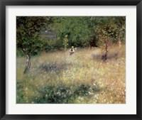 Framed Spring at Chatou