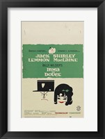 Framed Irma La Douce - Jack Lemmon