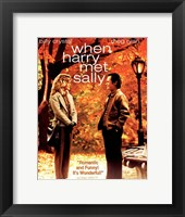 Framed When Harry Met Sally - Billy Crystal