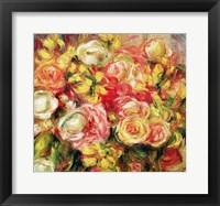 Framed Roses, 1915