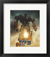 Framed Transformers: Dark of the Moon
