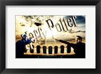 Framed Harry Potter and the Deathly Hallows: Part II - 2011