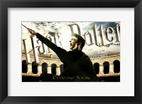 Framed Harry Potter and the Deathly Hallows: Part II - coming soon