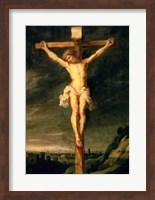 Framed Crucifixion