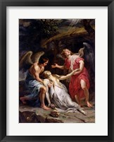 Framed Ecstasy of Mary Magdalene