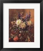 Framed Garden Flowers