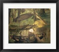 Framed Fisherman, c.1861