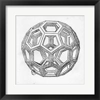 Framed Icosahedron
