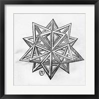 Framed Dodecahedron