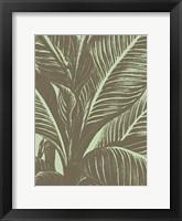 Framed Leaf 11