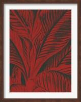 Framed Leaf 10