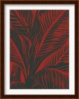 Framed Leaf 9