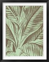Framed Leaf 12