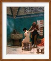 Framed Bath, ca. 1880-1885