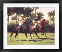 Framed Polo