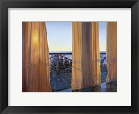 Framed Evening Interplay, 2000