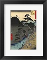 Framed Hakone