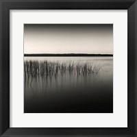 Framed Sunset on Ottawa River, Study #1