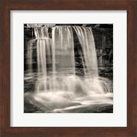 Framed Waterfall, Study #2