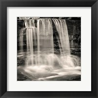 Framed Waterfall, Study #2