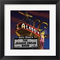 Framed Aladdin