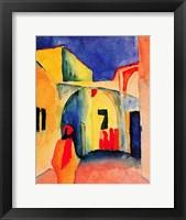 Framed Casbah