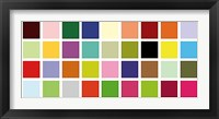 Framed Paint Box Graphic II
