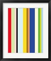 Framed Curry Stripe