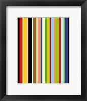 Framed Candy Stripe