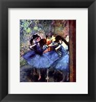 Ballerinas Framed Print