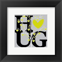 Framed Hug (Spring)