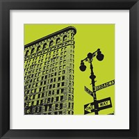 Framed Acid Flatiron