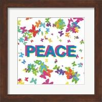 Framed Harmonious Peace