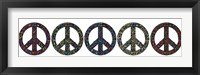 Framed Peace Now!
