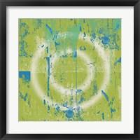 Orbit Framed Print