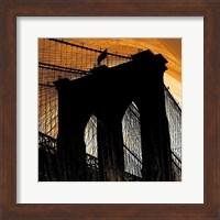 Framed Brooklyn Glow