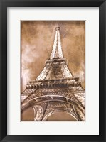 Framed Eiffel Tower